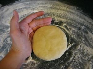 dough disk